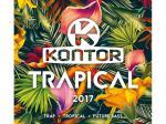 VARIOUS - Kontor Trapical 2017 [CD]