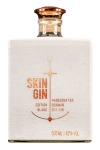 Skin Gin Edition Blanc, Handcrafted German Dry Gin, 0,5l
