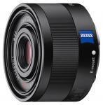 SONY SEL35F28Z Zeiss Festbrennweiten für Systemkameras Schwarz