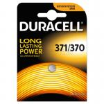 Duracell - 370 / 371 - 1,55 Volt 40mAh AgO - Knopfzelle