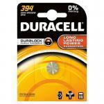 Duracell - D394 / V394 / SR936 - 1,5 Volt 84mAh AgO