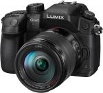 DMC-GH4HEG-K (14-140mm) Digitale Systemkamera schwarz