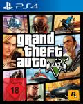 GTA 5 - Grand Theft Auto V für PS4, Xbox One & PC