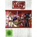 Star Wars: The Clone Wars - Staffel 2 auf DVD
