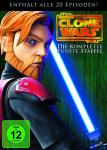 Star Wars: The Clone Wars - Staffel 5 auf DVD