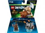 LEGO DIMENSIONS LEGO Dimensions Fun Pack - Der Herr der Ringe Gimli Spielfiguren