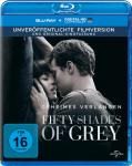 Fifty Shades Of Grey auf Blu-ray