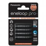 Panasonic - eneloop Pro - BK-4HCDE/4BE - Micro AAA / HR03 - 1,2 Volt 9