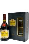 Cardenal Mendoza, Solera Gran Reserva Brandy de Jerez, 0,7l in Geschenkverpackung mit 2 Gläsern