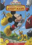 Micky Maus Wunderhaus - Meeska, Muska, Micky Maus (Volume 1) [DVD]
