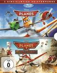 BLU-RAY Planes + Planes 2 Doppelpack Hörbuch