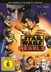 Star Wars Rebels: Staffel 1 auf DVD