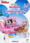 Minnies Winter-Schleifenschau auf DVD