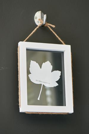 rivi ra maison pretty leaf photo frame m in hamburg kaufen. Black Bedroom Furniture Sets. Home Design Ideas
