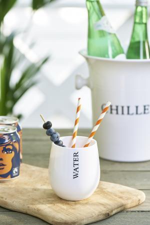 rivi ra maison summer water glass in hamburg kaufen. Black Bedroom Furniture Sets. Home Design Ideas